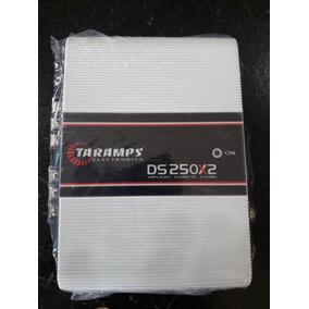 Amplificador/potência Ds 250x2 Taramps