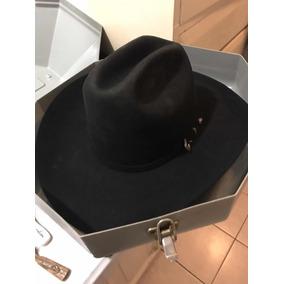 Elegantes Sombreros Texanos. Stetson Negro 30 X 71 4  5 605596f3259