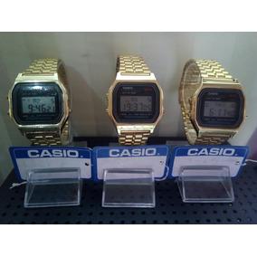 Reloj Casio A159w Vintage/alarma/cronom/resist