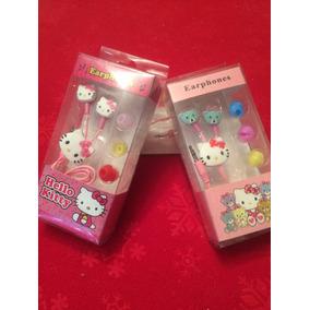 Vendo Audifonos De Hellow Kitty