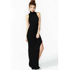Vestidos Cuello Alto - Vestidos de Mujer en Mercado Libre Argentina 06d94fcc1ba4