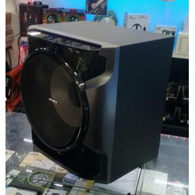 Caixa De Som Sony Subwoofer Ss-wgp5 140w Rms 5ohms