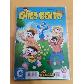 Revista Em Quadrinhos Chico Bento No Seu Lugar