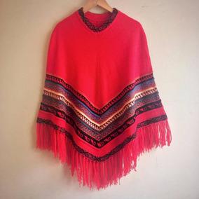 Poncho De Alpaca - Accesorios de Moda en Mercado Libre Perú 1446ceb0426