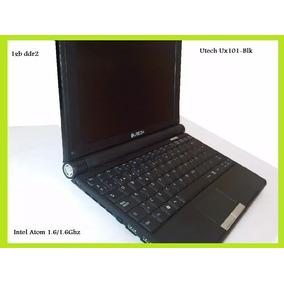 Minilaptop Utech Ux101-blk Para Reparar O Repuestos.