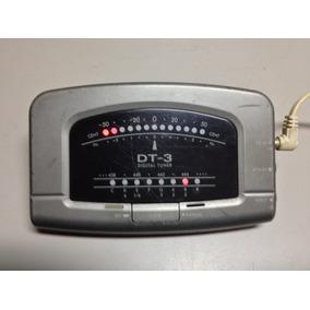Afinador Digital De Instrumentos Marca Korg Dt-3 C/adaptador