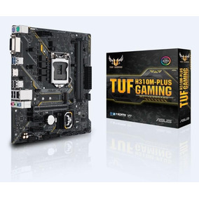 Board Asus Tuf H310m Plus Gaming Intel Socket 1151 8va Gen