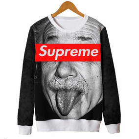 Blusas Femininas Moletom Barato Supreme Einstein Swag Pop Mt 045ec567a4b