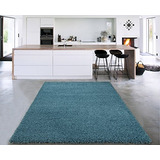 Sweet Home Stores Cosy Shag Collection Solid Shag Rug Contem