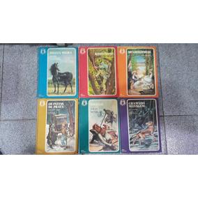 Clássicos Da Literatura Juvenil Diversos Exemplares #