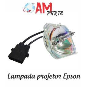 Lâmpada P/ Projetor Epson S8 H283a H309a H369a Elplp54 Nova
