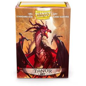 100x Sleeves Dragon Shield Magic The Gathering Art Tanur