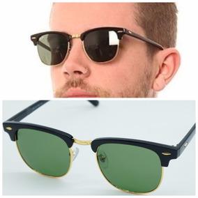 Armação Óculos Clubmaster - Óculos no Mercado Livre Brasil 422d44d31e