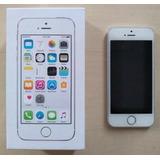 iPhone 5s Prata 16gb Desbloqueado