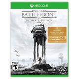 Star Wars Battefront Xbox One Usado Perfecto Estado Tienda