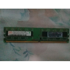 Lenovo Memoria Ram Ddr2 - 512mb 1rx8 Pc2-5300u-555-12