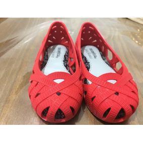 Fotos Larissa Manoela Melissa Sandalias - Outros Sapatos Melissa no ... a63b63dc59