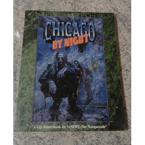 Rpg - Chicago By Night - White Wolf