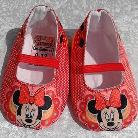 3e4d632fb6e Zapatos De Niña De Minnie Disney - Bebés en Mercado Libre Venezuela