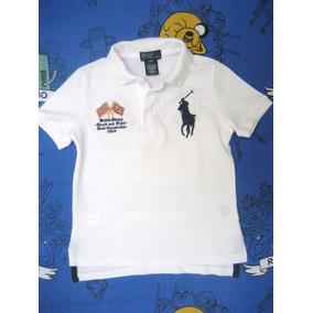 4fc6173d40227 Camisa Polo Ralph Lauren Infantil - Pólos Manga Curta para Meninos ...