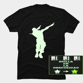 Playera Fornite Dab Dabbing Floss Boss Baile Brilla Oscurida 49bd84b4c5e4c