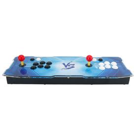 Fliperama Portátil Controle Arcade Com Pandora 6s 1299 Jgs