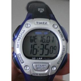 c0b10a6b96b Relogio Esportivo Masculino Replica Preto Timex - Relógios De Pulso ...