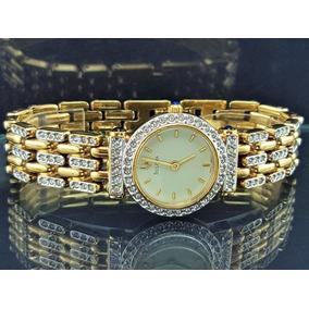 b2a457fe7b2f9 Relogio Bulova Feminino Swarovski Brincos - Joias e Relógios no ...
