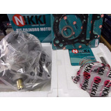 Kit Cilindro Motor Dafra Citycom 300i+junta Nikki Promoção