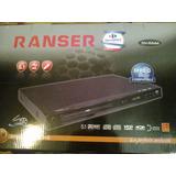 Reproductor Dvd Ranser Dv - Ra 44 Excelente