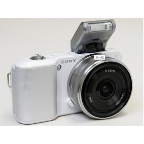 Genuine Original Sony Hvl-f7s Flash Speedlite Camar Nex-5 -3