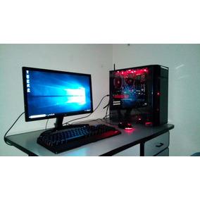 Computador Amd Quad Core Geforce Gtx Ssd 120gb 12gb Ram