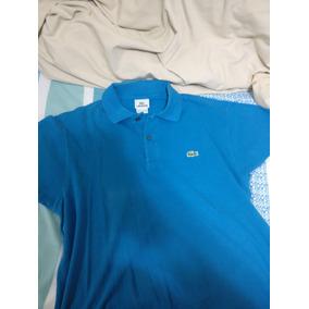 Camisa Lacoste. Tamanho Grande - Pólos Masculinas no Mercado Livre ... 9937607101