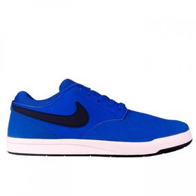 newest e7751 44fa3 Nike Sb Zapatilla Hombre Lifestyle Fokus Racer Azul Francia