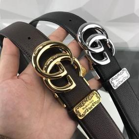 d04ebb9312d4d Correa Gucci Negra Original - Ropa y Accesorios en Mercado Libre ...