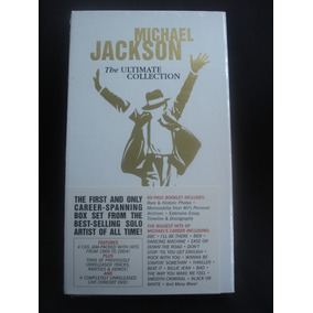 Michael Jackson The Ultimate Collection 4 Cd