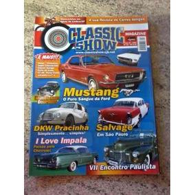Revista Classic Show - Lote Com 4