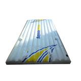 Boia Colchão Aquatico Inflável Aquaglide Platnum Azul A10420