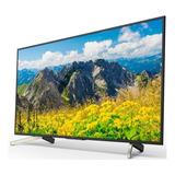 Smart Tv Led Sony 49 Polegadas Kd-49x755f 4k Ultra Hd Wi-fi