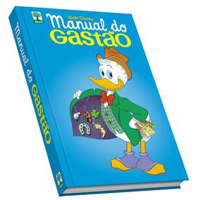 Manual Do Gastão - Capa Dura Walt Disney Novo Lacrado