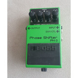 Boss Ph3 Phase Shifter Efecto Guitarra Electrica Fender Vox