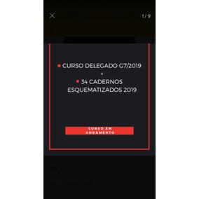 Curso Delegado G7 2019_ Cadernos Esquematizados 2019