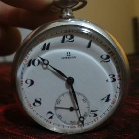 7204e020ec0 1908 Relogio Omega Geneve De Bolso 1902 - Relógios no Mercado Livre ...