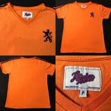 Camisa Seleção Holanda 1974 Retro Tam P (66x51) Bom Estado b57c17f20cfea