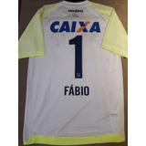 a6f0049114 Camisa Goleiro Fábio Cruzeiro De - Futebol no Mercado Livre Brasil
