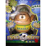 Mascote Seleção Brasileira Eu Tô Maluco - Acalanto