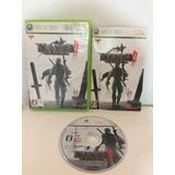 Juego Xbox 360 Ninja Gaiden 2