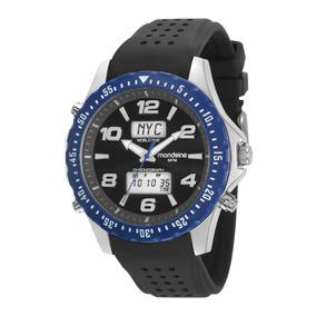 Relógio Masculino Mondaine 53619g0mvni1 Promo Verão