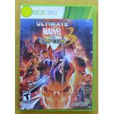 Ultimate Marvel Vs Capcom 3 Xbox 360 Play Magic
