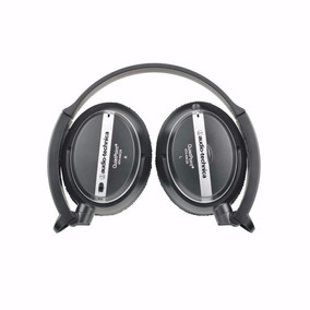 Usado - Fone Audio Technica Cancelamento Ruido Anc25 - Usado
